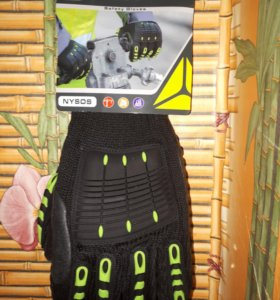 анти-вибрационные перчатки