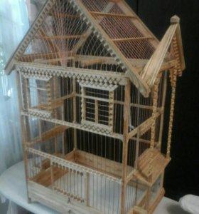 Клетки для птичек