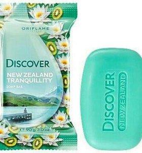 Мыло озера новой Зеландии