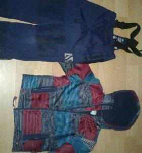 Куртка и штаны зимние для мальчика