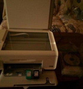 Принтер сканер фотопечать