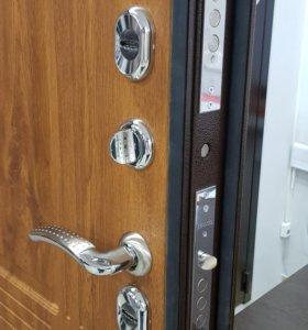 Сейф-дверь Аргус с терморазрывом
