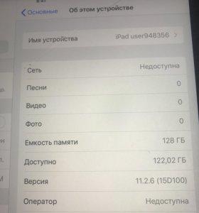 iPad Air 2 128gb lte