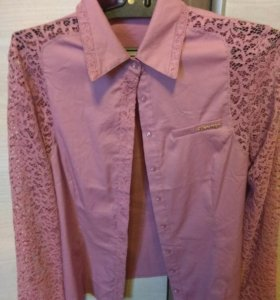 Блуза-рубашка 48-50.Новая!