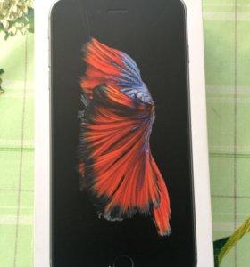 Продаю айфон 6 s plus 126 GB.