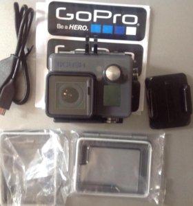 Экшн Камера GoPro+LCD