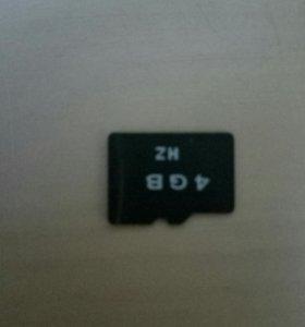 microsd карта памяти