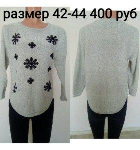 Женские свитера 300-400 много вещей в профиле