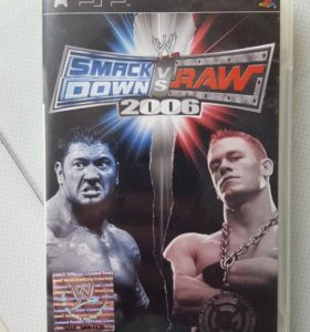 SmackDown vs RAW 2006