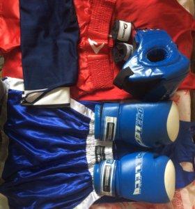 Боксёрский комплект