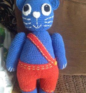 Синий кот- синекод