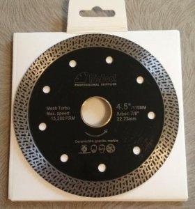 Алмазный диск проф. 115 Для плиточника