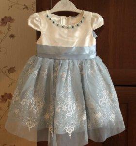 Платье 74см