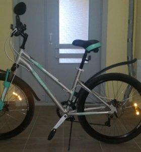 Велосипед горный Stinger Element Lady D 26