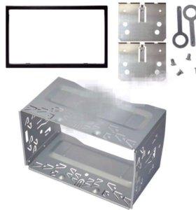 Установочный комплект для магнитолы 2 din