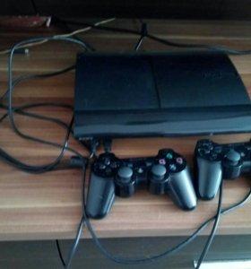 Игровая приставка Sony Playstation 3 Superslim 500