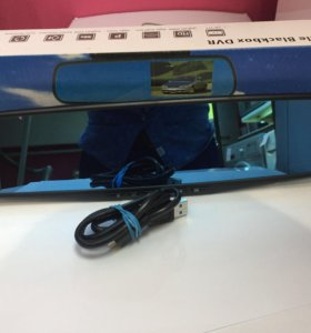 Умное зеркало Vehicle Blackbox DVR