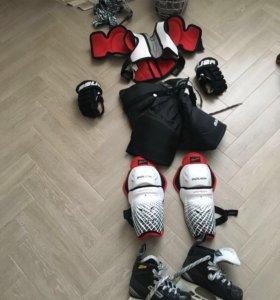 Хоккейная амуниция для детей