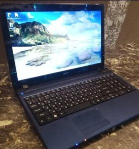 Полуигровой ноутбук Acer с сенсорным экраном
