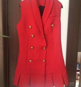 Пиджак -платье !