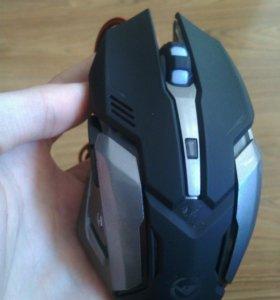 Механическая клавиатура DBPOWER+Мышь