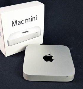 Mac Mini (2012) + два монитора HP 22W
