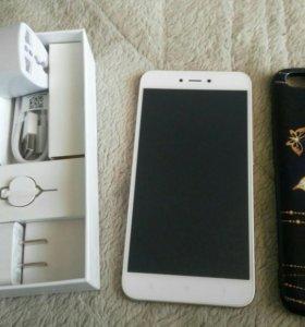 Продам сматфон xiаomi redmi note 5A(новый)