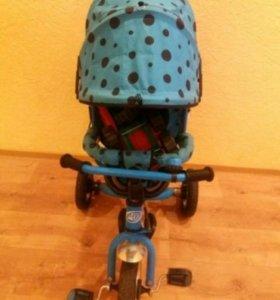 Велосипед детскии,Талнах вопросы по телефону