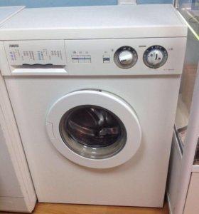Узкие стиральные машинки idezit zanusi от 4000