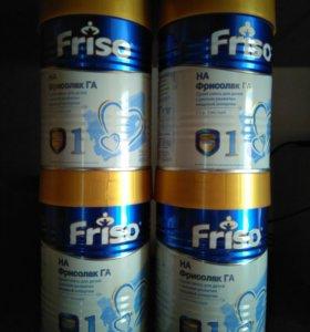 Фрисолак 1 гипоаллергенная смесь