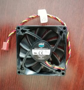 Вентилятор кулер Cooler Master a8015-26rb-3an-c1