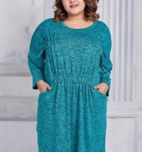 Платье новое размер 64-66