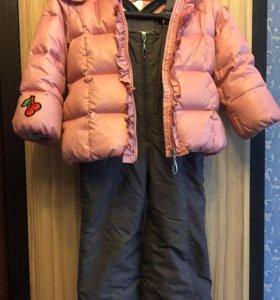 Куртка и полукомбинезон Arctiline