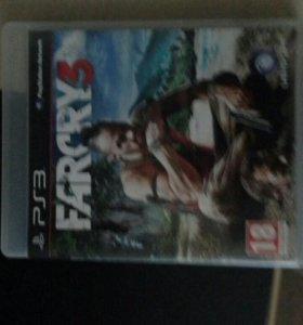 Игры для Ps3 farcry3 и God of War