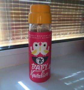 Новая детская бутылка.