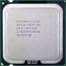 Процессор 775 сокет Е7500
