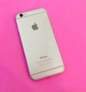 iPhone 6 64 ГБ Серебристый