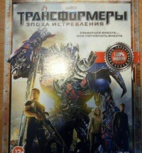 Фильм Трансформеры