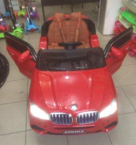 Электромобиль BMW X5