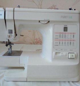Швейная машинка Brother пр-во Тайвань
