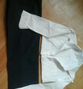 Школьные брюки Dress code -рубашка 122