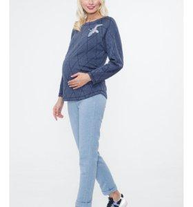 Свитшот для беременной 48р