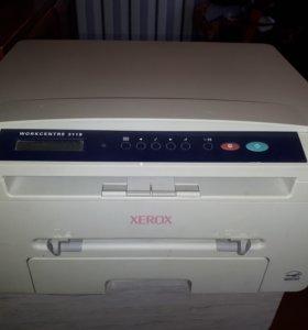 "Принтрер сканер ""XEROX"""