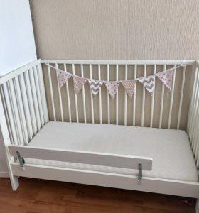Детская кроватка Гулливер ikea