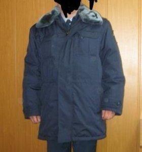 Повседневная куртка фсин зима.