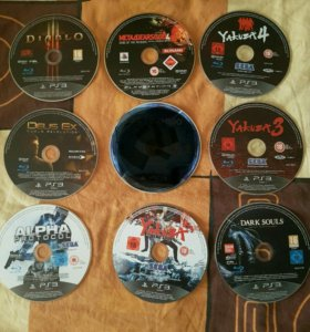 Продам игры для PS3