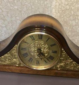 Часы настольные «Весна» камертонные СССР
