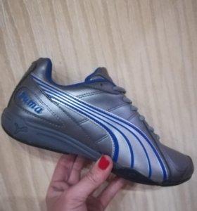 Новые Кожа кроссовки