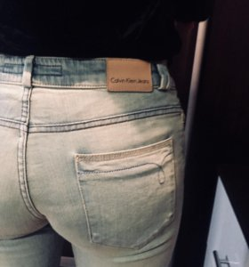 Джинсы Calvin Klein новые