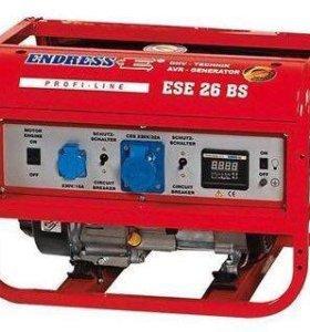 Бензиновый генератор-электростанция ENDRESS
